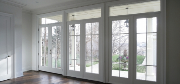 Advantages of aluminum french doors for Aluminum french doors