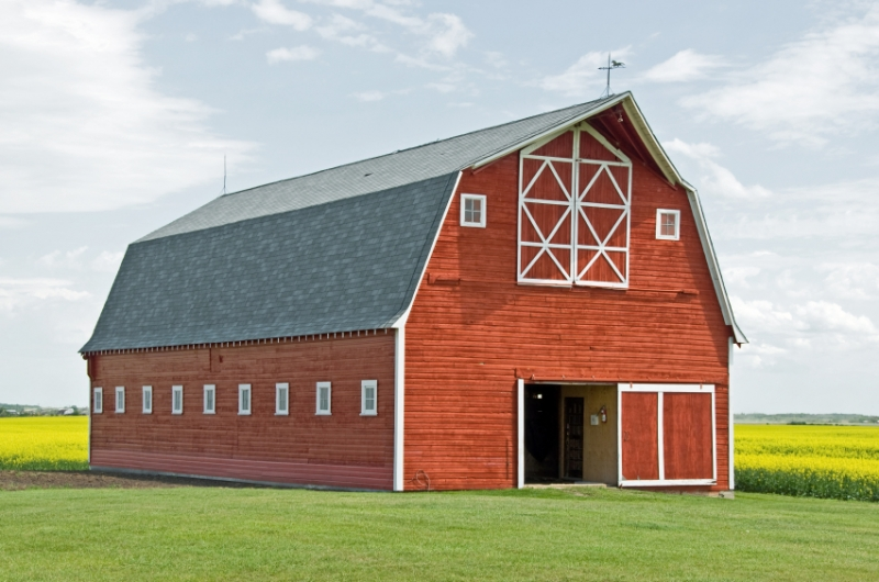 Building a quaker barn for Quaker barn home designs
