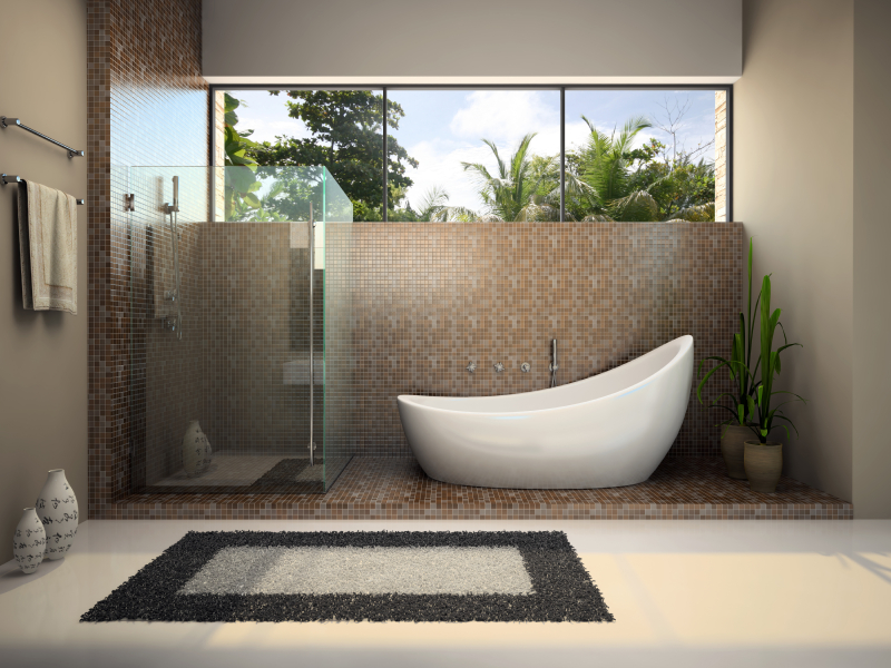 Beautiful Bathrooms Perth what bathroom tile colours should i choose? - hipages.au