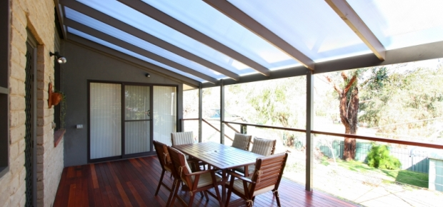 Benefits Of A Polycarbonate Pergola Roof
