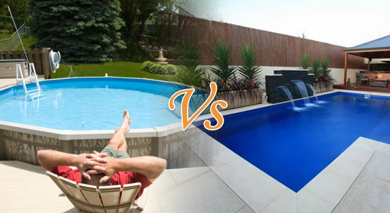 Above Ground Vs Inground Plunge Pools Hipages Com Au