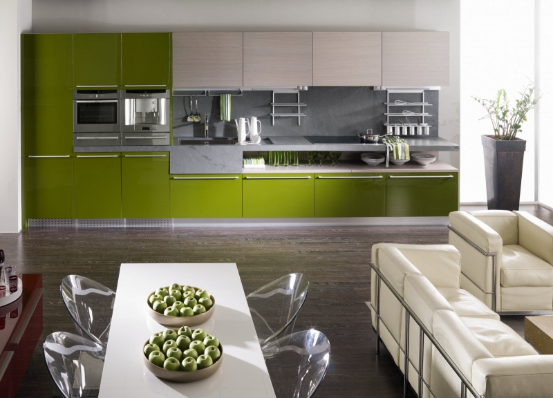 Kitchen trends and considerations for Cocinas angostas