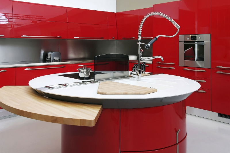 What S Hot Curved Kitchen Islands Hipages Com Au