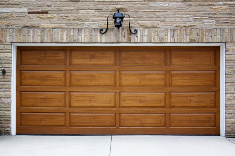How much does a garage door cost for How much is a one car garage