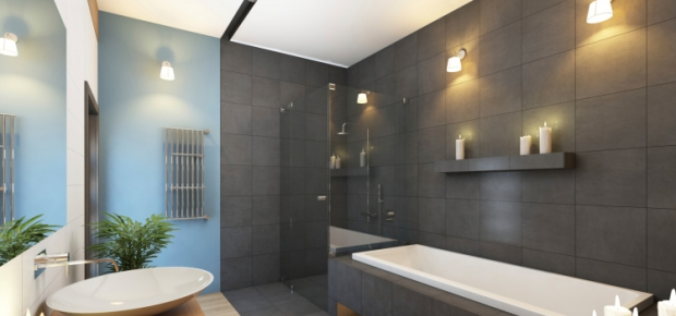 Renovation ideas adding a second bathroom for Second bathroom ideas