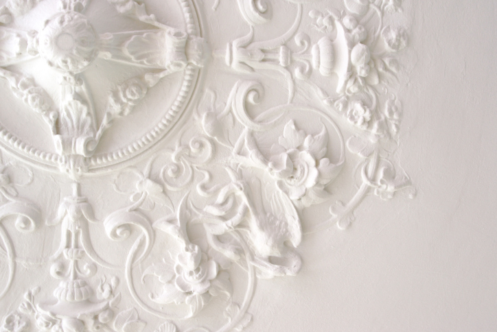 what is ornamental plaster