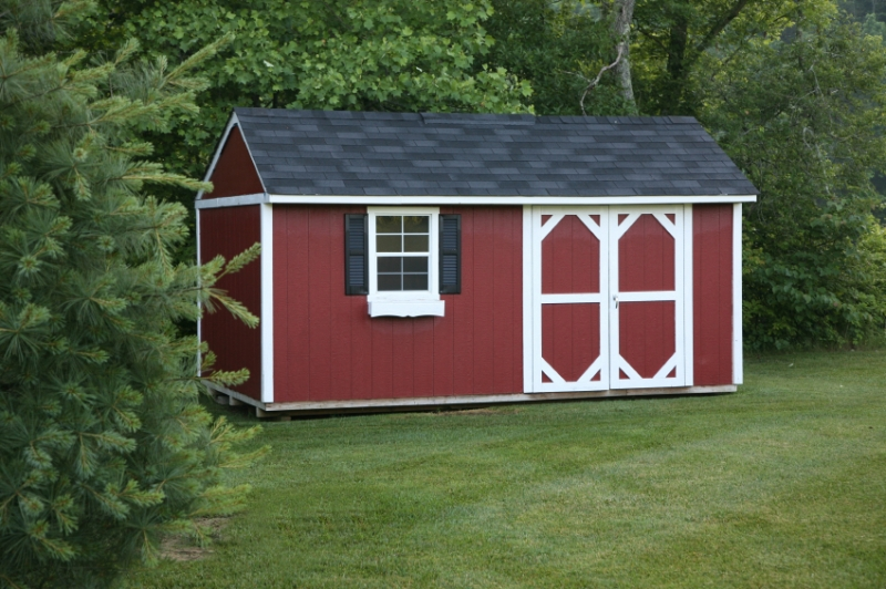 You Could Say Sheds Are Traditionally A Man S Domain As