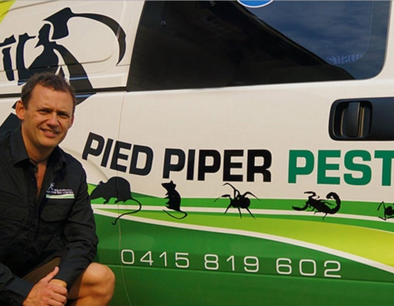 Meet AJ Whitehead, Pest Control in Hobart, Tasmania