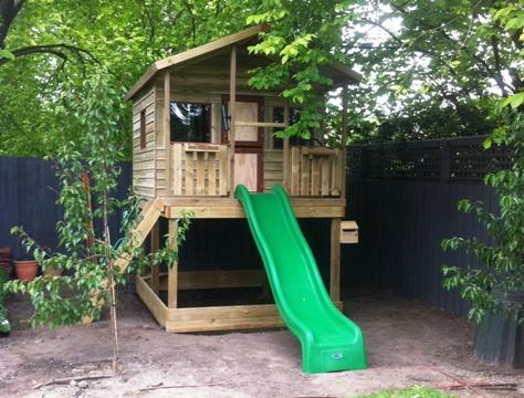 What You Need To Know About Building A Cubby House   Hipages.com.au