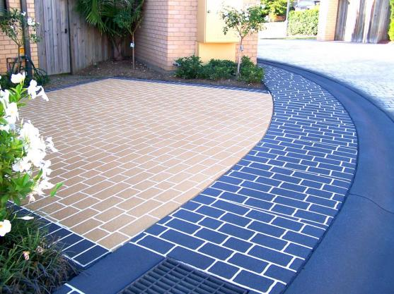 5 Design Ideas For Concrete Driveways Hipages Com Au