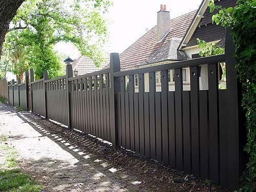 5 Fencing Styles To Consider Hipages Com Au