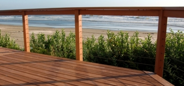 Wire Balustrades For Decking
