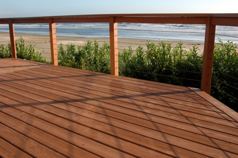 Wire Balustrades For Decking Hipages Com Au