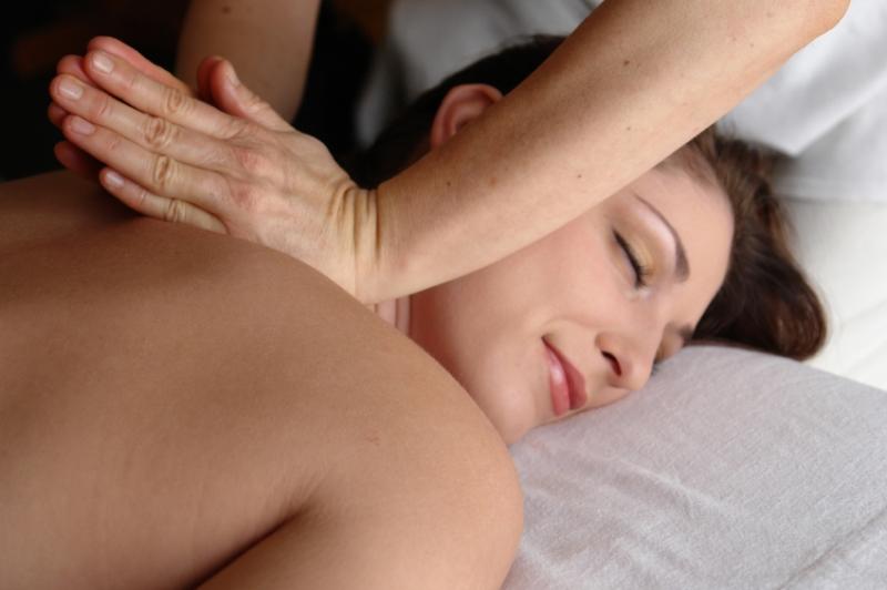 Chinese Acupressure Massage