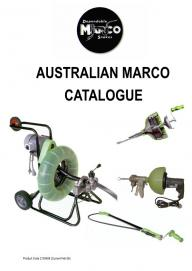 Australian Marco Catalogue - Drain Cleaning
