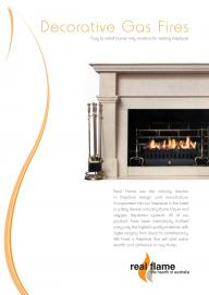 Decorative Gas Fires
