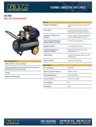 40L Air Compressor