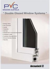 Double Glazed Window Systems