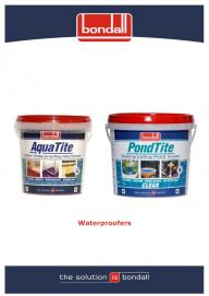 Bondall Waterproofers