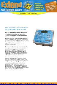 Ionic Purifier