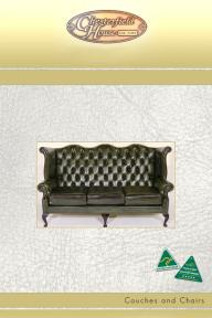 Couches and Chairs Brochure