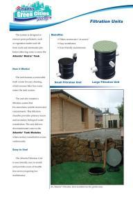 Filtration Units