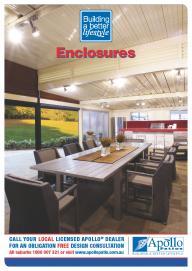 Apollo Room Enclosures Brochure