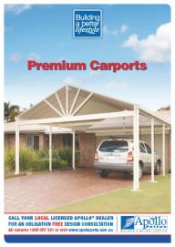 Apollo Carports Brochure