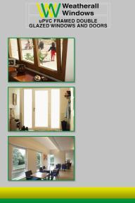 Weatherall Windows Brochure
