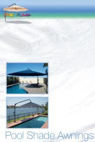 Pool Shade Awnings