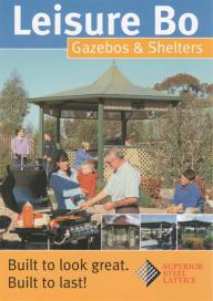 Leisure-Bo Gazebos & Shelters