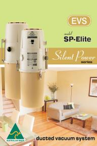 EVS SP-Elite Silent Power Series