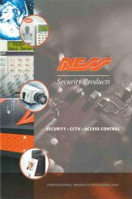 Ness Security Products