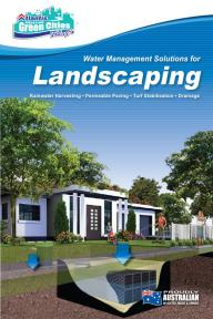 Water Management Solutions for Landscaping