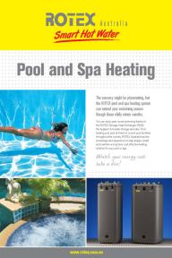 Rotex Pool & Spa Heating