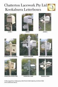 Kookabura Letterboxes