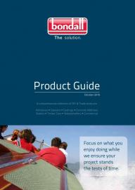 Bondall Product Guide 2009