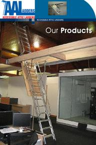 Accessible Attic Ladders Products