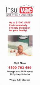Insulvac Insulation & Vacuuming