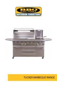 Tucker Barbecue Range