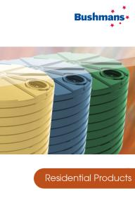 Residential Water Tanks