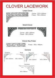 Clover Lacework Sheet