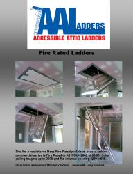 AAL Fire Rated Ladders