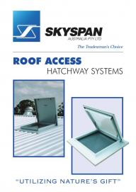 ROOF ACCESS HATCHWAY SYSTEMS