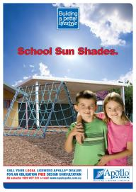 Apollo School Sun Shades Brochure
