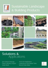 Sustainable Landscape & Building Products