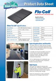 Flo-Cell® Underground Drainage Grid