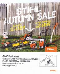 Still Autumn Sale