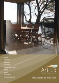 Artilux Pleated and Retractable Insect Screens