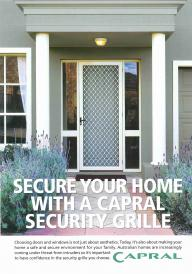 Capral Security Grille